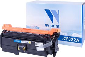 Совместимый картридж NVP CF322A