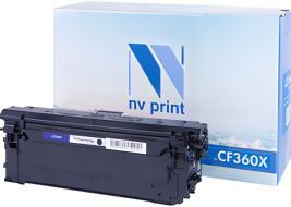 Совместимый картридж NVP CF360X №508X