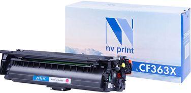Совместимый картридж NVP CF363X №508X