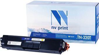 Совместимый картридж NVP TN-320Y