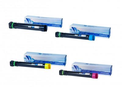 Набор совместимых картриджей NVP C950X2G C950X2KG-C950X2YG