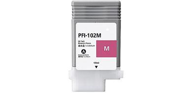Оригинальный картридж PFI-102M