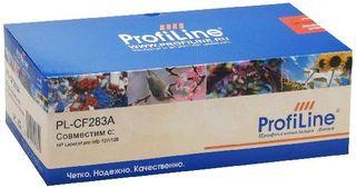 Совместимый картридж ProfiLine CF283A