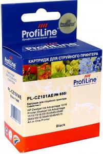 Совместимый картридж ProfiLine CZ101AE 650 Bk
