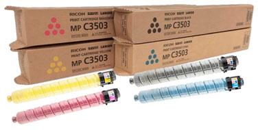 Набор картриджей MPC3503