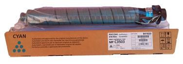 Оригинальный картридж MPC3503EC