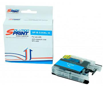 Совместимый картридж SolutionPrint LC-525XLC LC-535XL iC