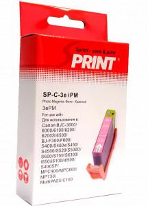 Совместимый Фотокартридж SolutionPrint BCI-3ePM 4484A002