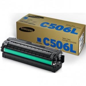 Оригинальный картридж CLT-C506L