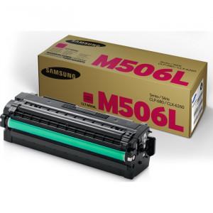 Оригинальный картридж CLT-M506L