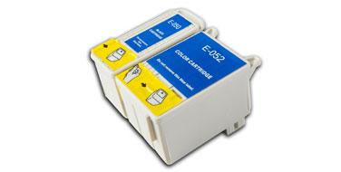 Набор совместимых картриджей Epson T0501-T0520 черный + цветной