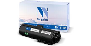Оригинальный картридж TK-1170