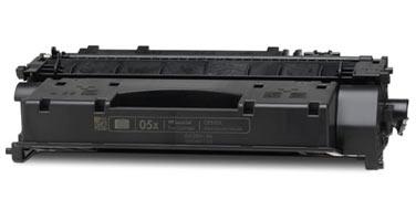 Оригинальный картридж CE505X