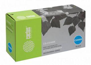 Совместимый картридж Cactus CS-CE400X 507X K