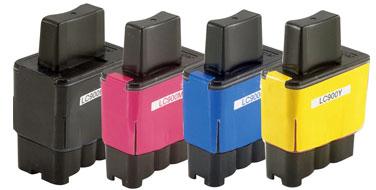 Набор совместимых картриджей LC-900