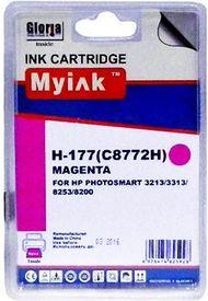 Совместимый картридж MyInk 177M C8772HE