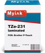 Совместимая лента для печати наклеек MyInk TZe-231