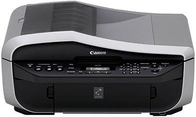 расшифровка кода ошибок принтера Canon MX