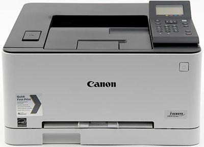 бюджетный принтер Canon i-SENSYS LBP613Cdw