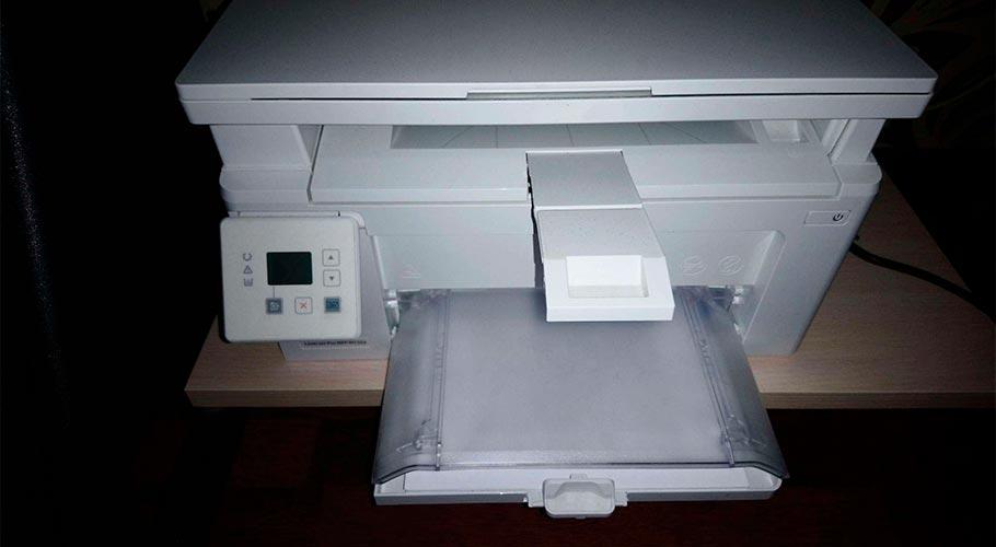 Принтер HP LaserJet Pro M132a