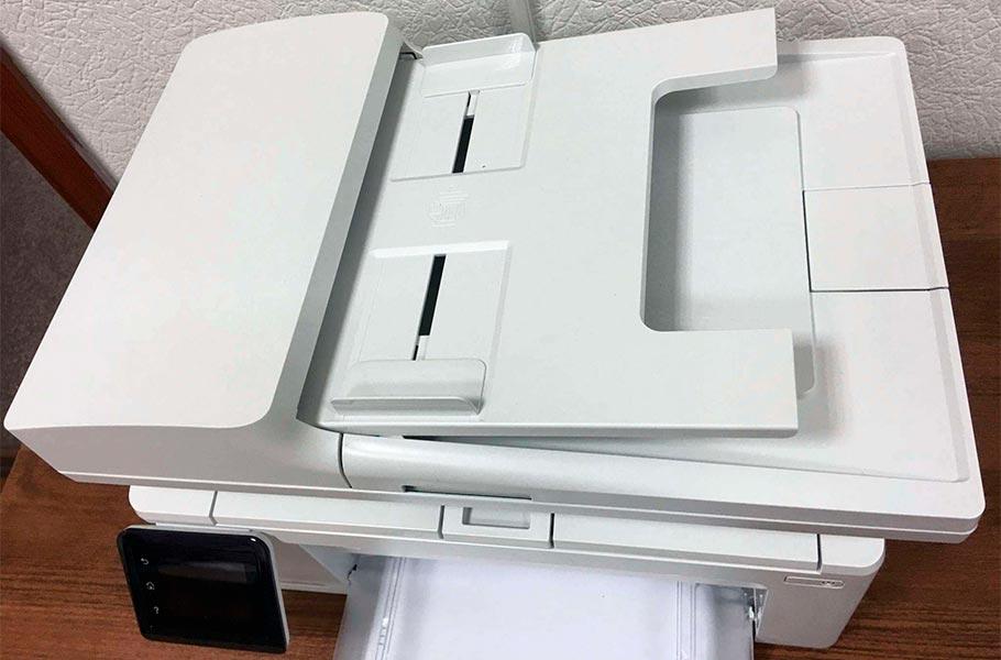 MFP HP LaserJet Pro M132fw