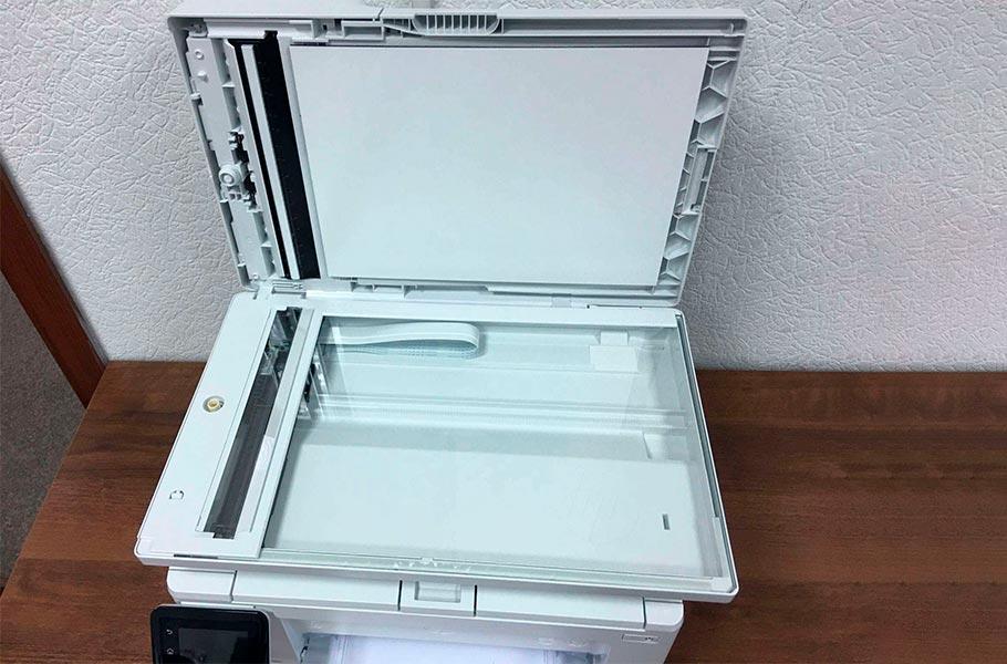 Сканер HP LaserJet Pro M132fw