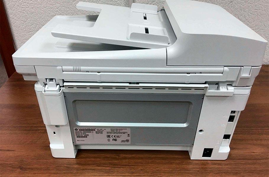 Принтер HP LaserJet Pro M132fn