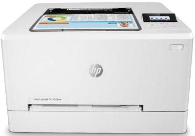 современный принтер HP Color LaserJet Pro M254nw