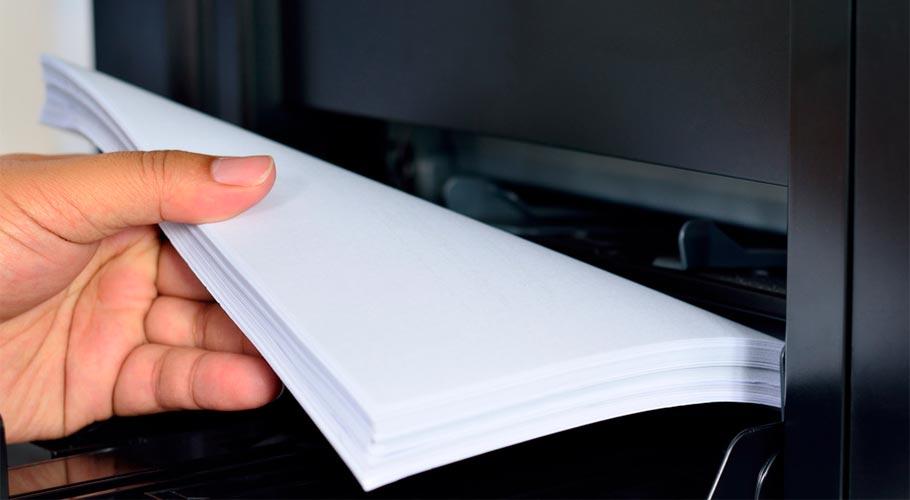 Бумага для печати на принтере