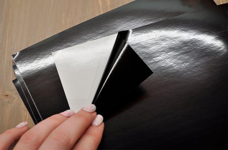 Самоклеящаяся бумага для принтера
