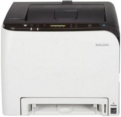 недорогой принтер Ricoh SP C260DNw