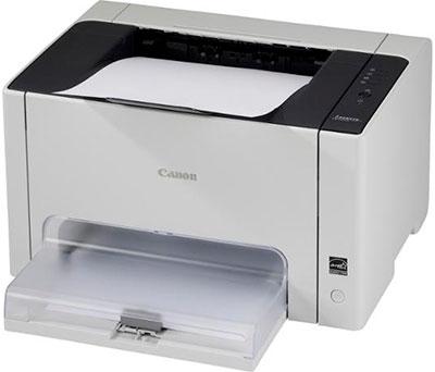 обзор принтера Canon i-SENSYS LBP7010C