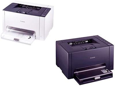 принтеры Canon i-SENSYS LBP7010C и Canon i-SENSYS LBP7018C