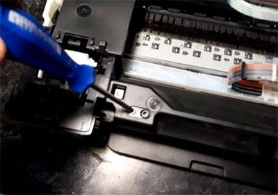 ремонт принтера с снпч canon pixma g3411