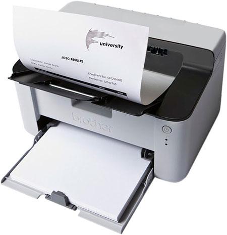 достоинства принтера Brother HL-1110R