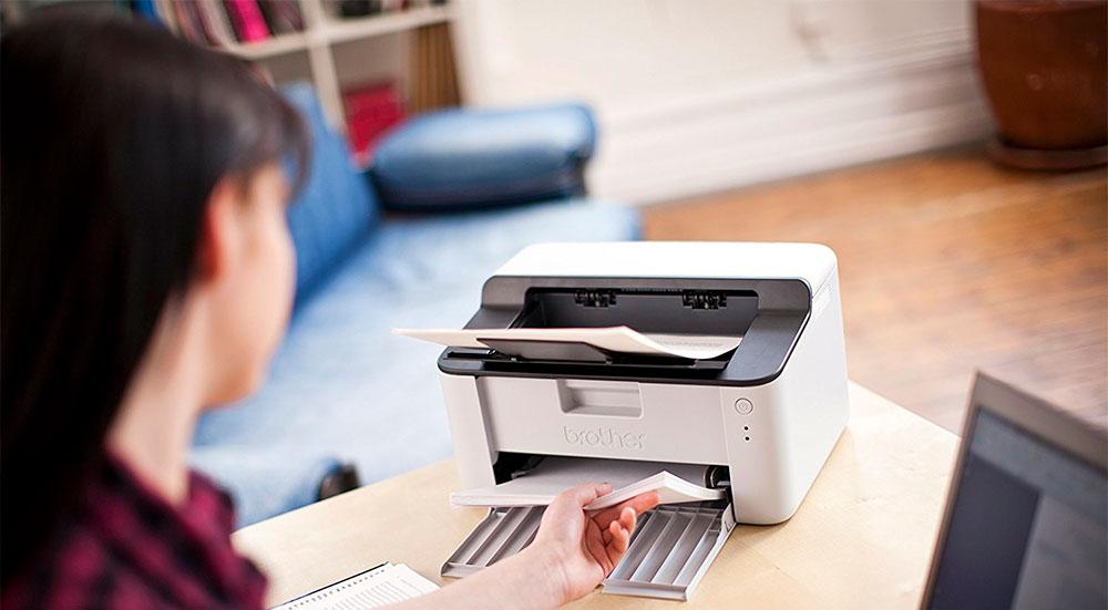 скачать драйвер принтера Brother