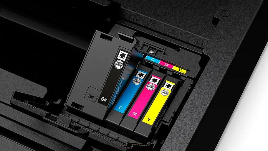 принтер сканирует но не печатает