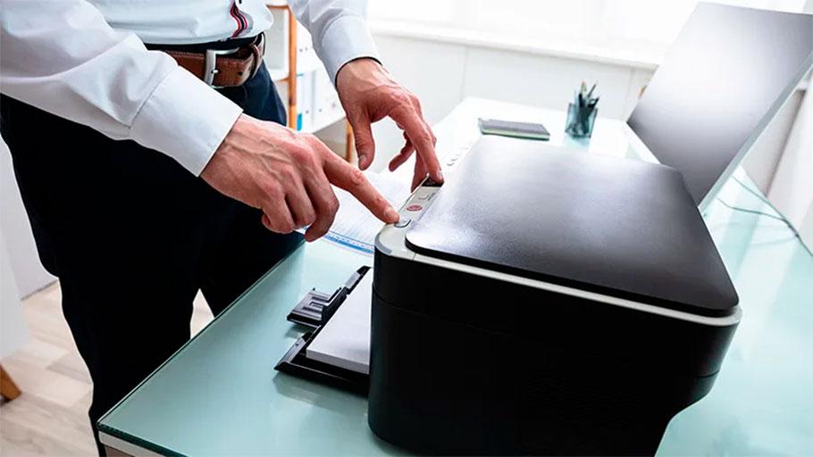 принтер не печатает что делать