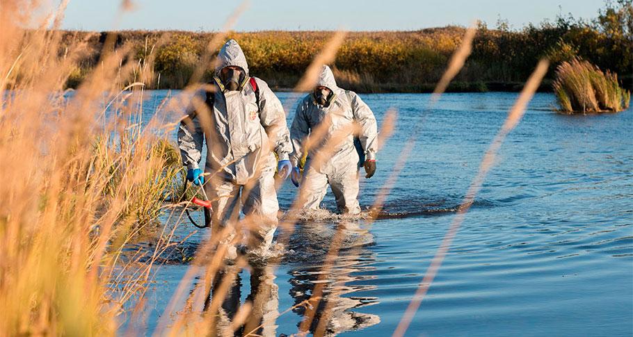 влияние производства картриджей на загрязнение воды