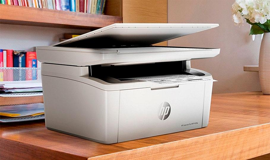 лучшее МФУ HP черно белое для дома