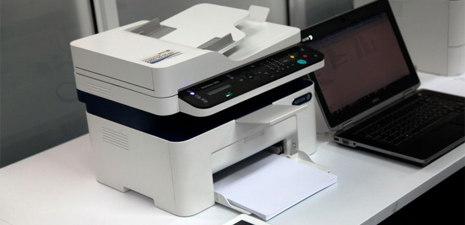 лучшее черно белое МФУ Xerox для дома