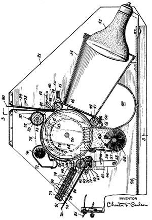 изобретение Честера Карлсона