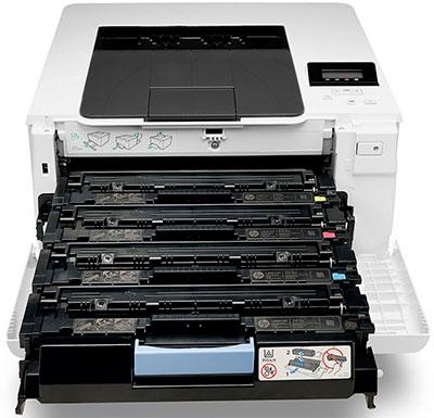 прошивка принтера HP Color Laserjet Pro M254