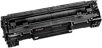обзор картриджа canon 725