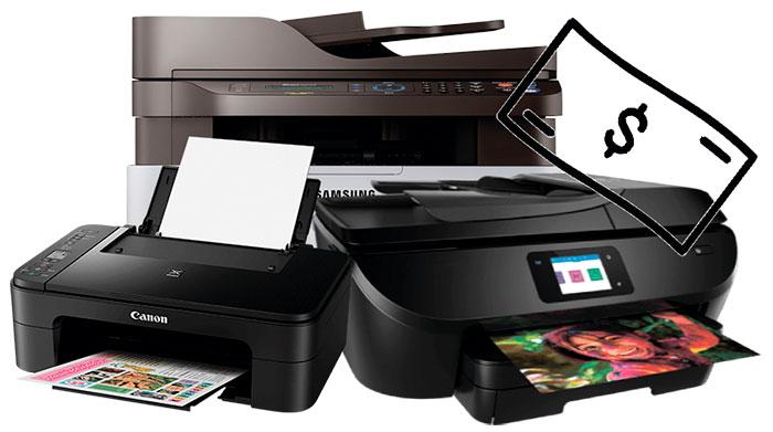 какой недорогой принтер выбрать